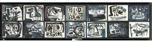 Antonio Saura (1930-1998)