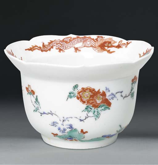 A Small Japanese Kakiemon Bowl