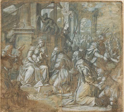 Domenico Brusasorci (Verona 1516-1567)