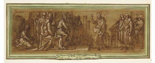 Belisario Corenzio (Naples act