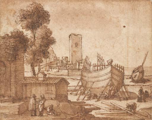 Remigio Cantagallina (Borgo San Sepolcro 1582-1656 Florence)