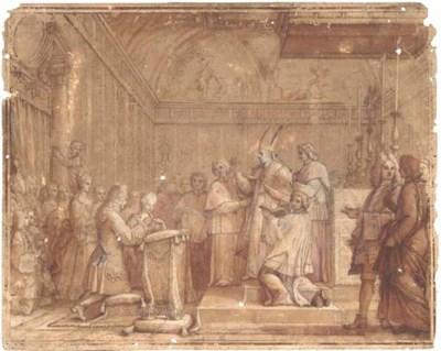 Agostino Masucci (Rome 1691-17