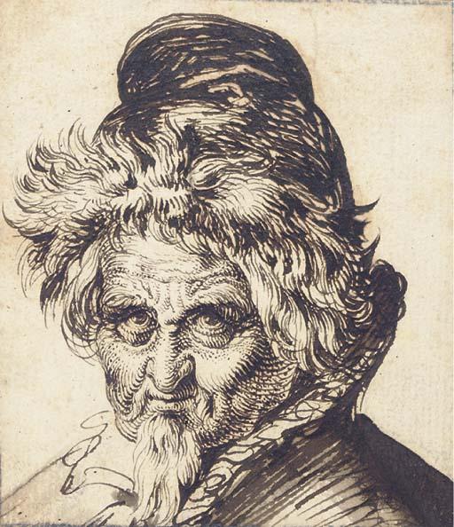 Jacques de Gheyn II (Antwerp 1