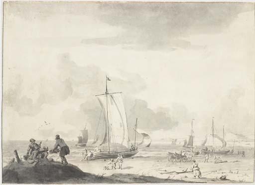 Ludolf Bakhuizen (Emden 1630-1708 Amsterdam)