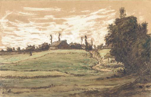 Jean-François Millet (Gruchy 1814-1875 Barbizon)
