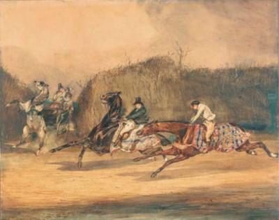 Alfred Dedreux (Paris 1810-186