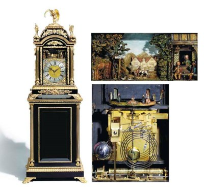 A Victorian gilt-metal mounted