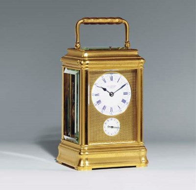 A FRENCH GILT-BRASS GRANDE SON