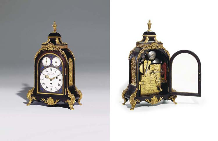 A fine George III ormolu-mount