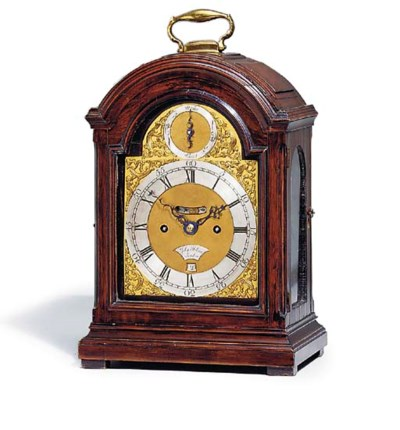 A George III fruitwood small s