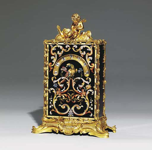 A Louis Philippe ormolu mounte