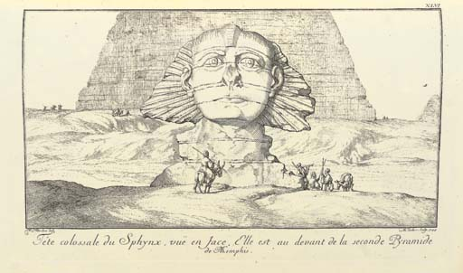 FREDERICK LEWIS NORDEN (1708-1