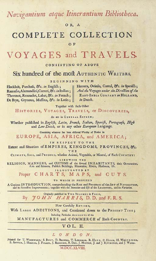 JOHN HARRIS (1667?-1719)