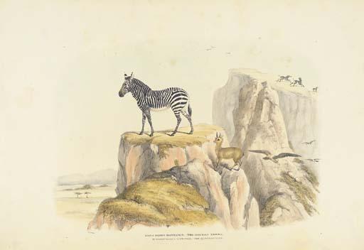 WILLAM CORNWALLIS HARRIS (1807