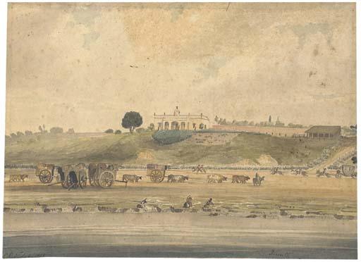 Emeric Essex Vidal (1778-1861)