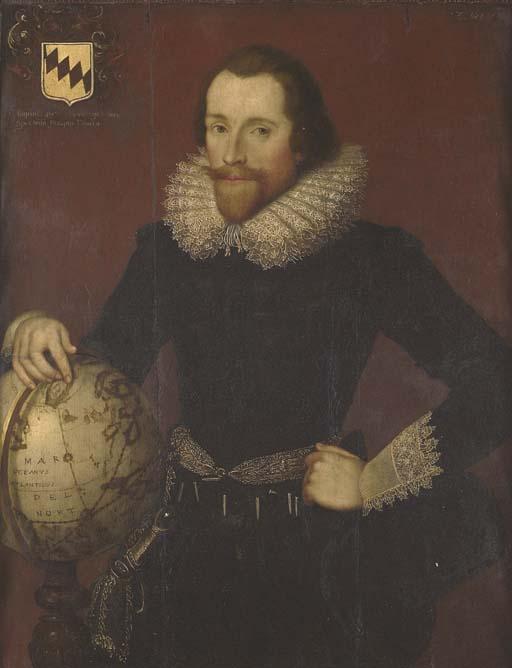 Circle of William Larkin (c. 1
