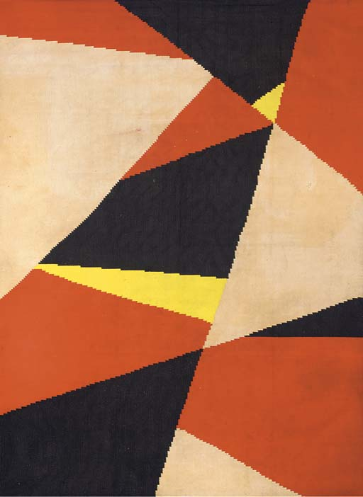 A MODERNIST CARPET