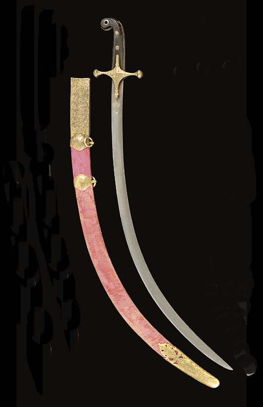 A DECCANI SWORD (SHAMSHIR)