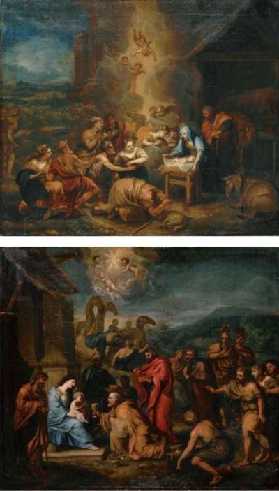 Gilles Hallet (Liège 1620-1694