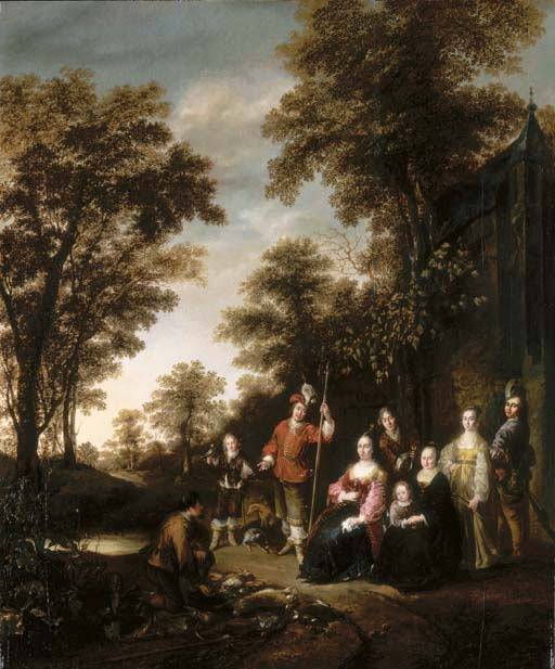 Gerrit Lundens (Amsterdam 1622