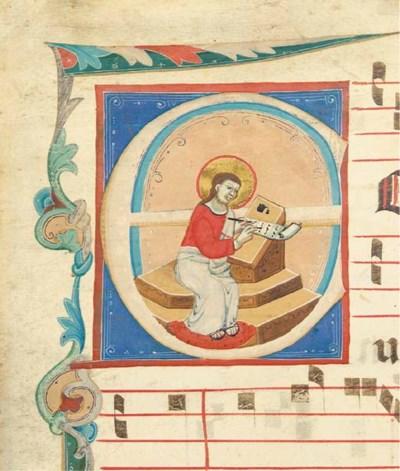 JOHN THE EVANGELIST, historiat