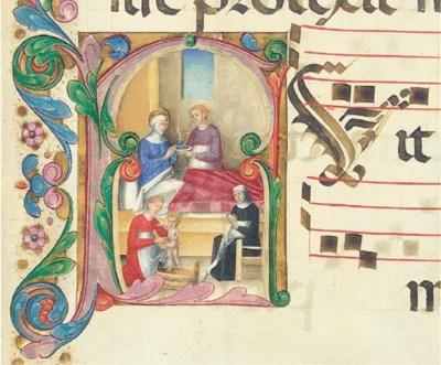 BIRTH OF THE BAPTIST, historia