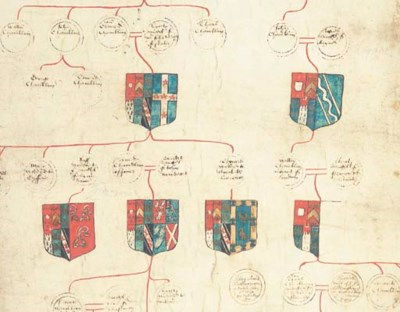 GENEALOGICAL ROLL OF THE FAMIL