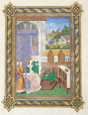 MEDUSA, copy of a miniature fr