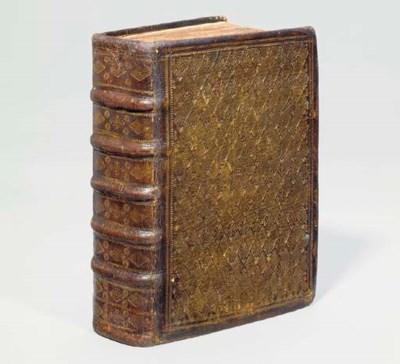 BIBLE, in English--The Holy Bi