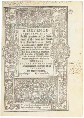 CRANMER, Thomas (1489-1556). A