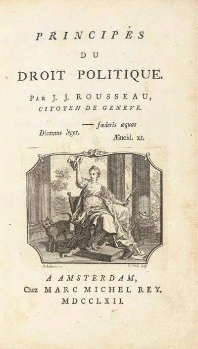 ROUSSEAU, Jean-Jacques (1712-7