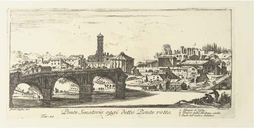 PIRANESI, Giovanni Battista (1