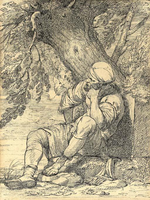 John Hamilton Mortimer, A.R.A.
