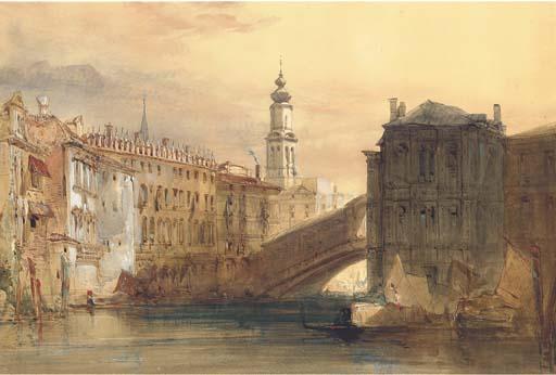 William Callow, R.W.S (1812-19