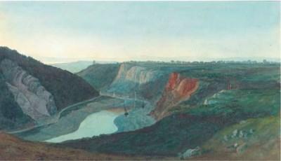 Francis Danby. A.R.A. (1793-18