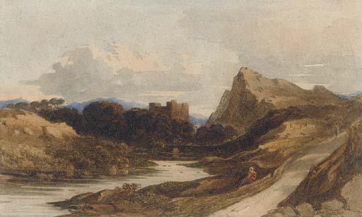 John Varley, O.W.S.(1778-1842)