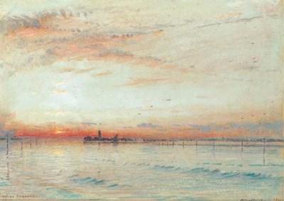 Albert Goodwin, R.W.S (1845-19