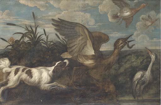 Francis Barlow (c.1626-1702)