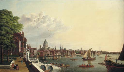 After Canaletto, probably late