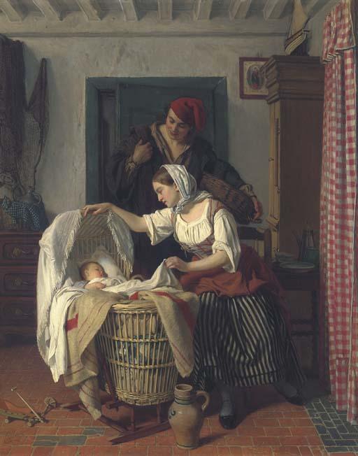 Charles Louis Baugniet (Belgia