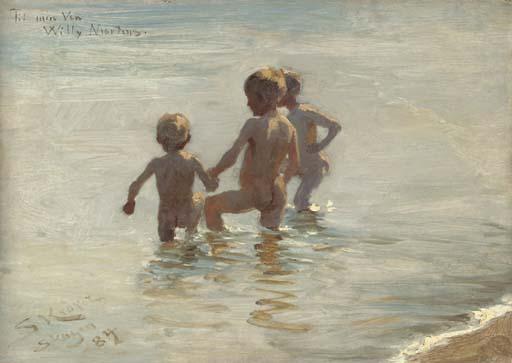 Peder Severin Krøyer (Danish,