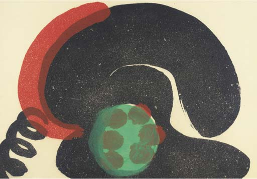 HODGKIN, Howard (b. 1932, arti