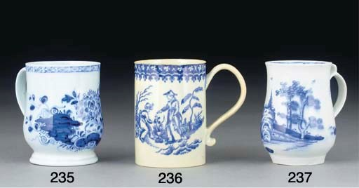 A LIVERPOOL BLUE AND WHITE SLE