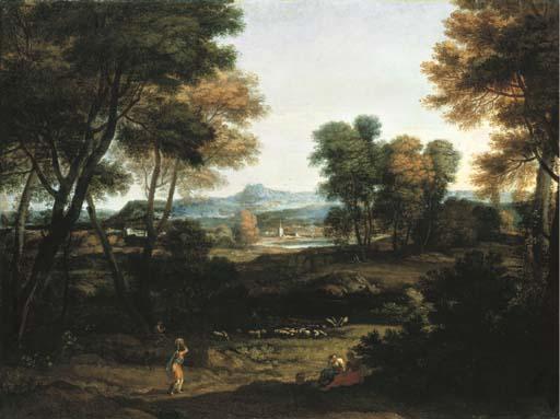 Gaspard Dughet, called Poussin