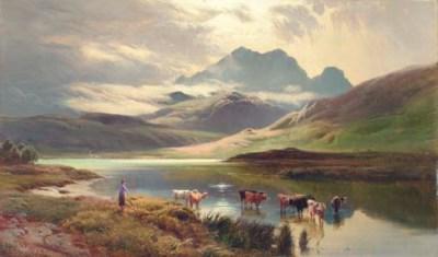 Sidney Richard Percy  (1821-18