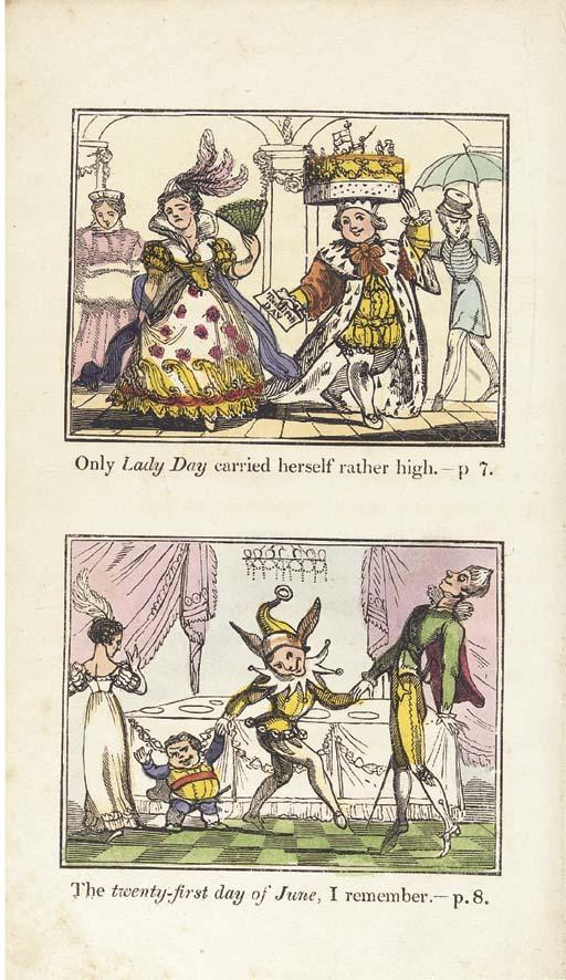[LAMB, Charles (1775-1834)]. T