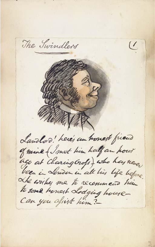 BROWNING, Robert (1782-1866, f