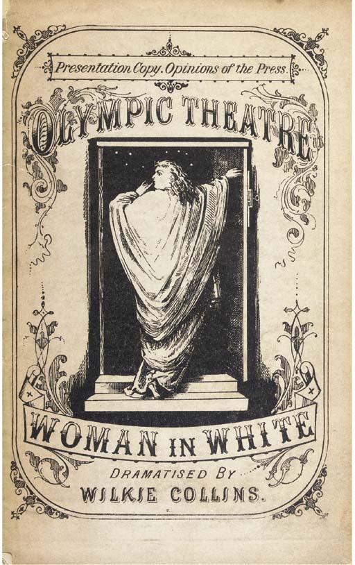 COLLINS, William Wilkie (1824-