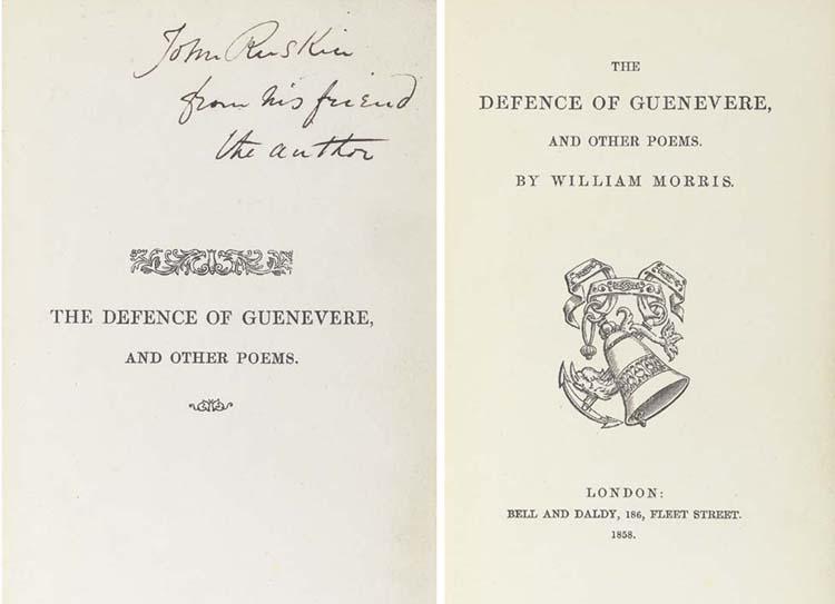 MORRIS, William (1834-1896).