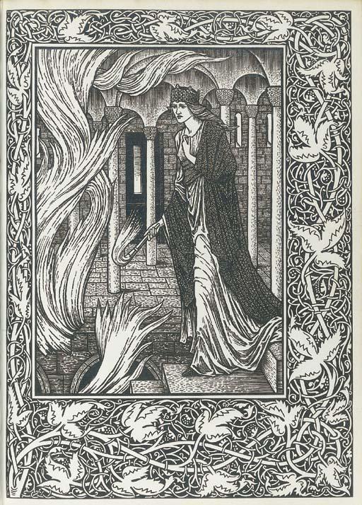 MORRIS, William (1834-1896). T